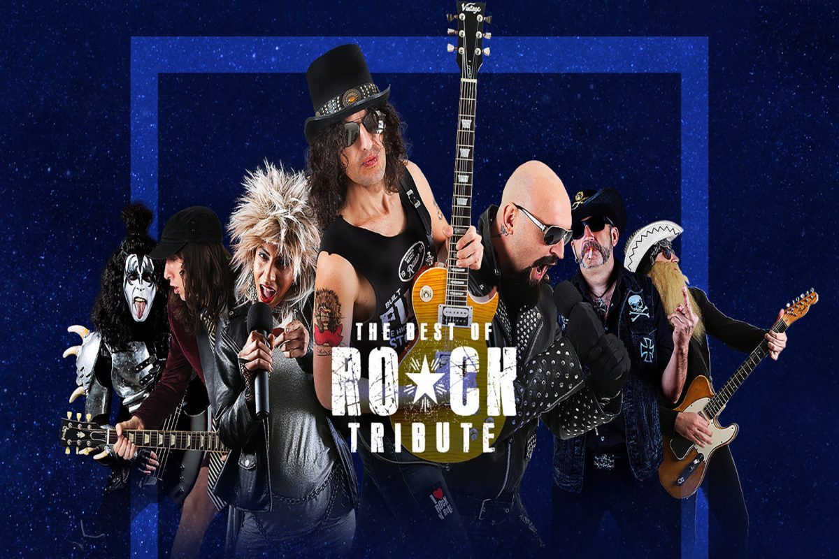 THE BEST OF ROCK TRIBUTE OK